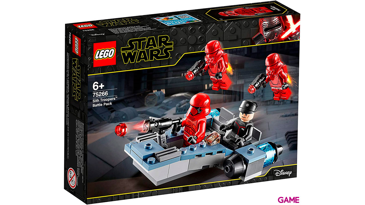 LEGO Star Wars: Pack de Combate: Soldados Sith