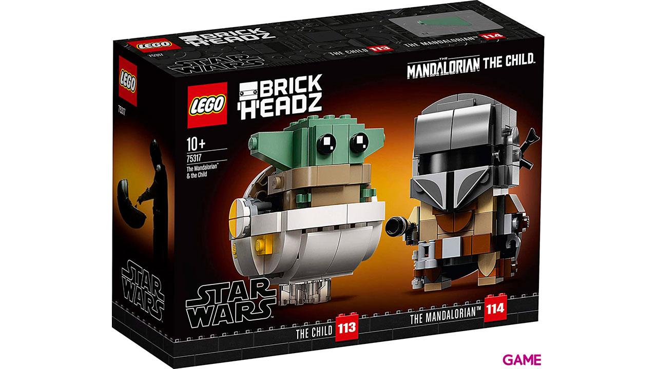 LEGO Star Wars: El Mandaloriano y el Niño