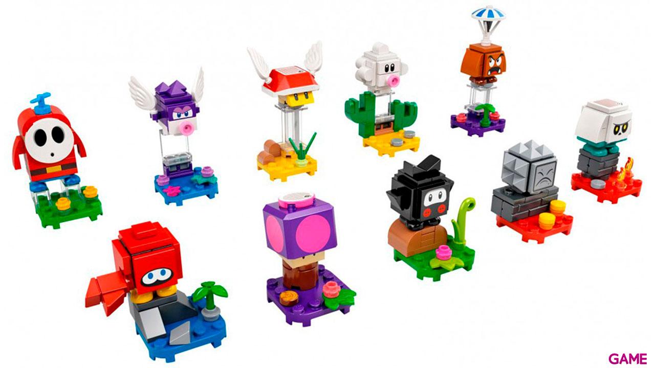 LEGO Super Mario Packs de Personajes: Edición 2
