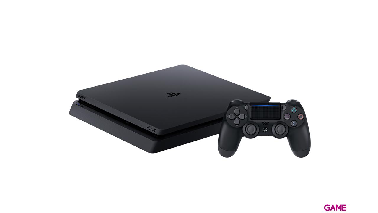 Playstation 4 Slim 500GB + Horizon Zero + Marvel´s SpiderMan + Ratchet&Clank