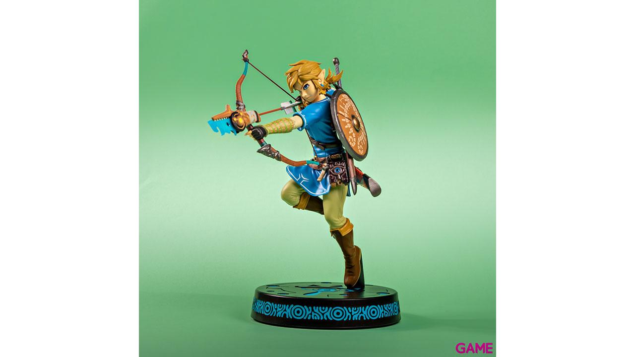 Estatua The Legend of Zelda: Breath of the Wild Link Collector´s Edition