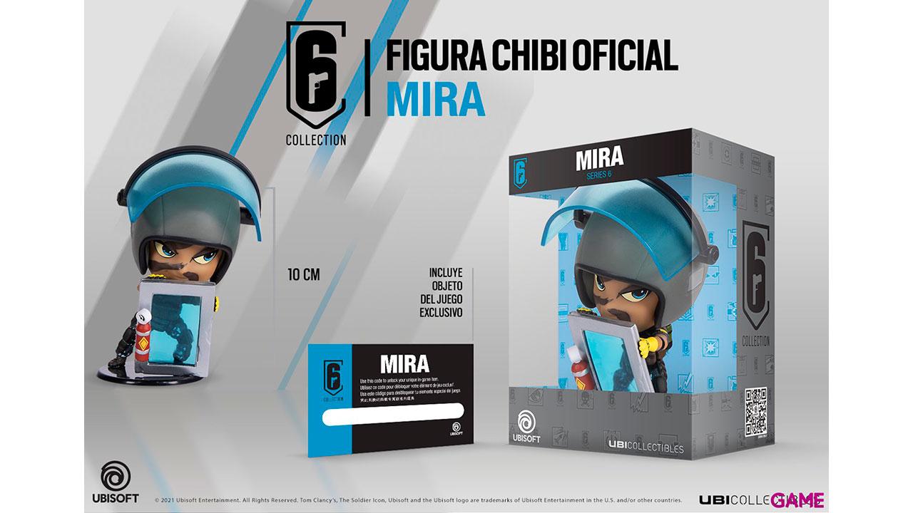 Figura Six Collection Series 6 Mira Chibi