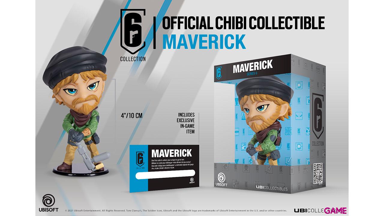 Figura Six Collection Series 6 Maverick Chibi
