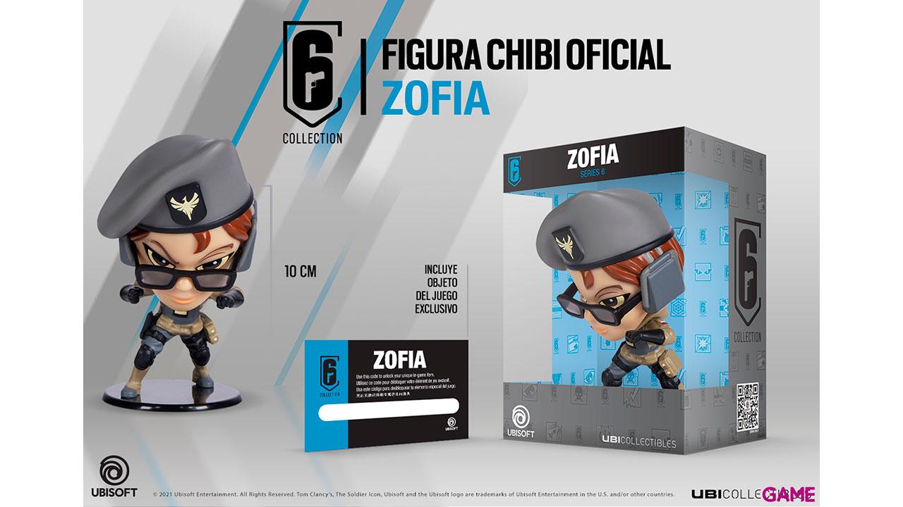 Figura Six Collection Series 6 Zofia Chibi