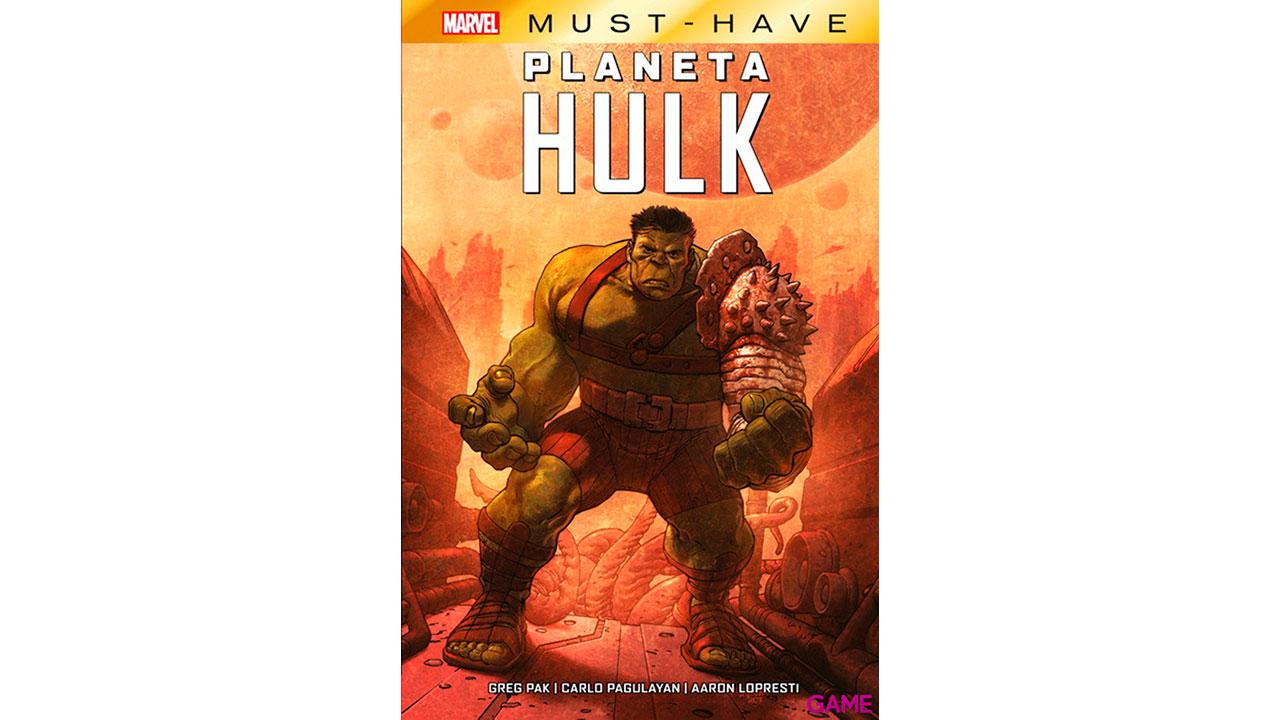 Marvel Must Have. Planeta Hulk