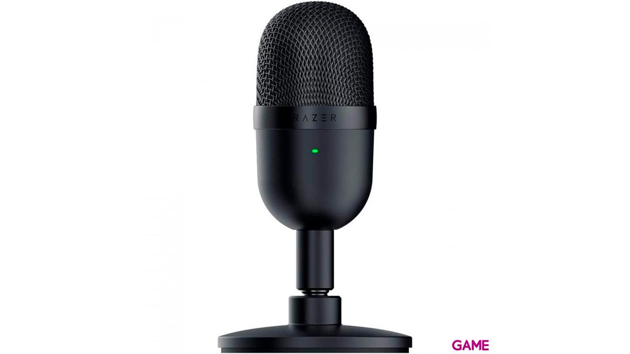 Razer Seiren Mini PC-PS4 - Micrófono