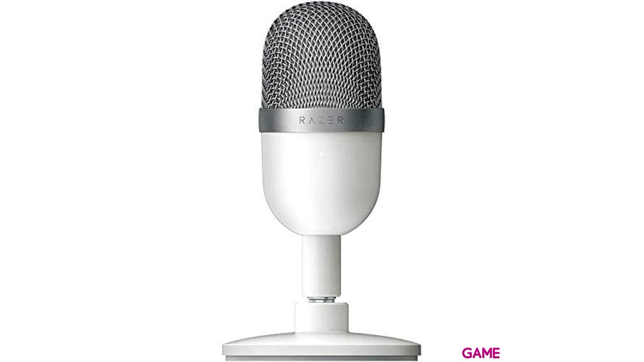 Razer Seiren Mini Mercury - Micrófono