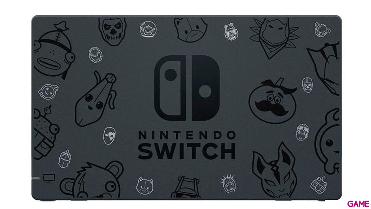 Nintendo Switch Ed. Fortnite