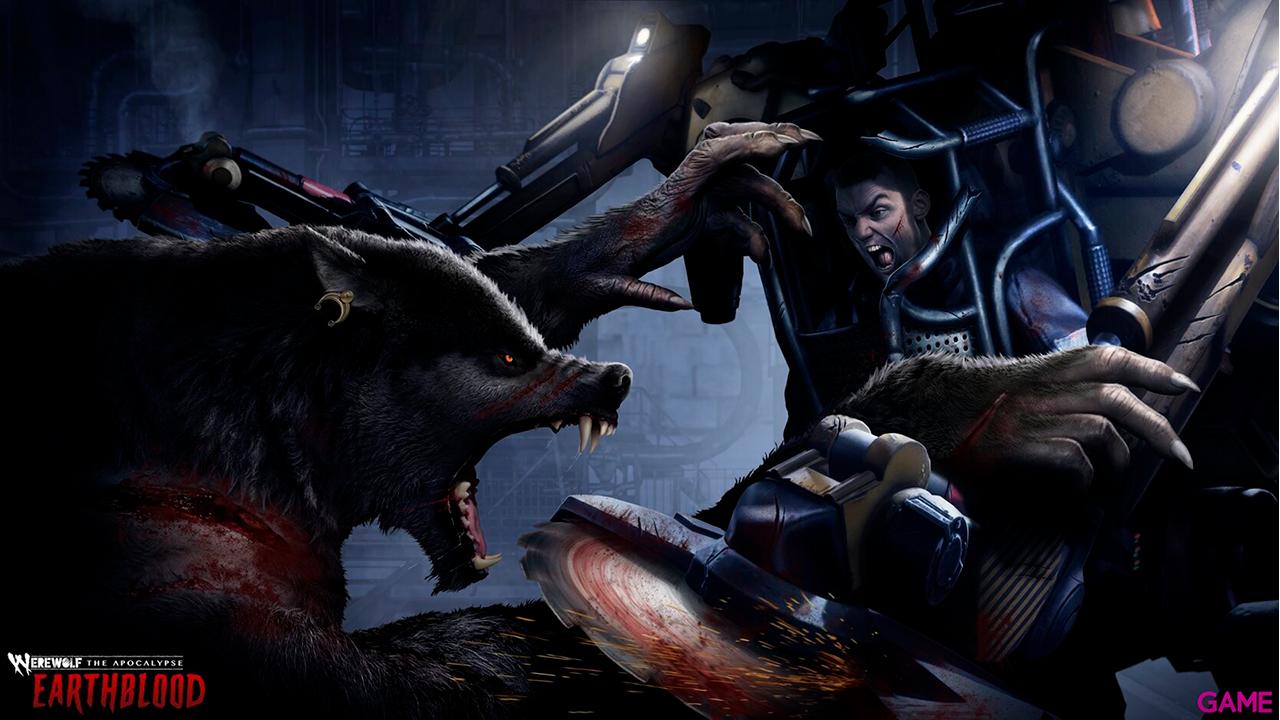 Werewolf The Apocalypse - Earthblood