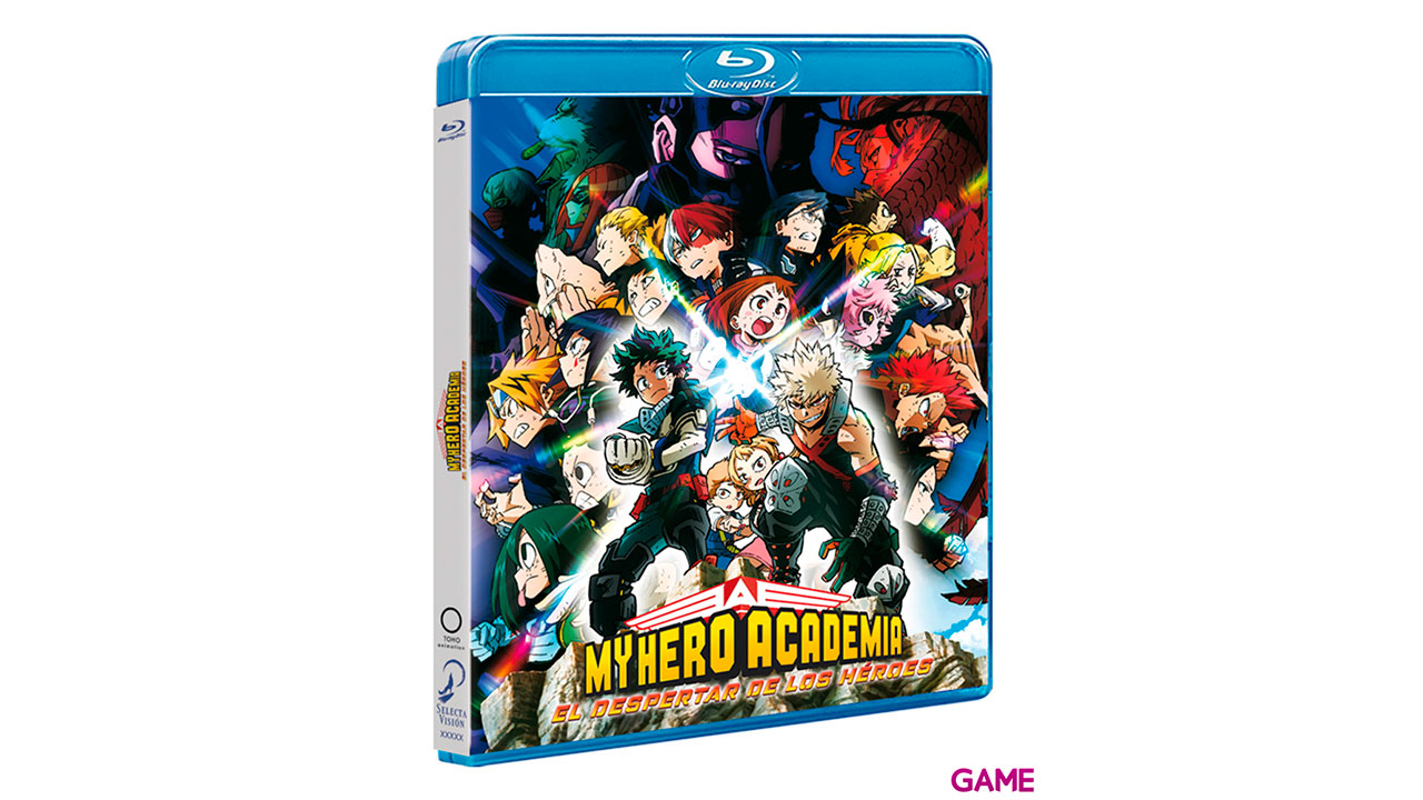 My Hero Academia Movie - El Despertar de los Heroes
