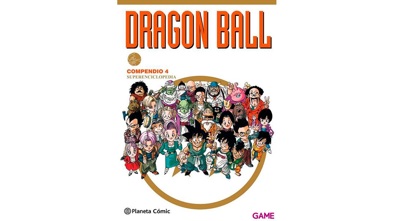 Dragon Ball Compendio nº 4