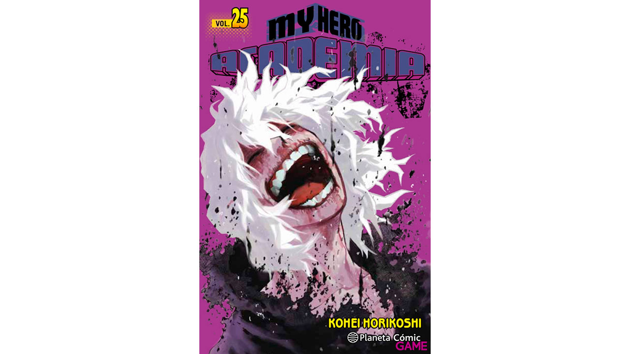My Hero Academia nº 25