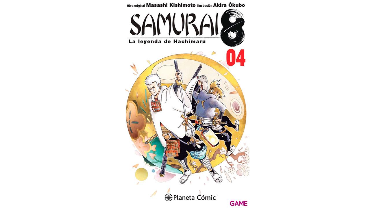 Samurai 8 nº 4
