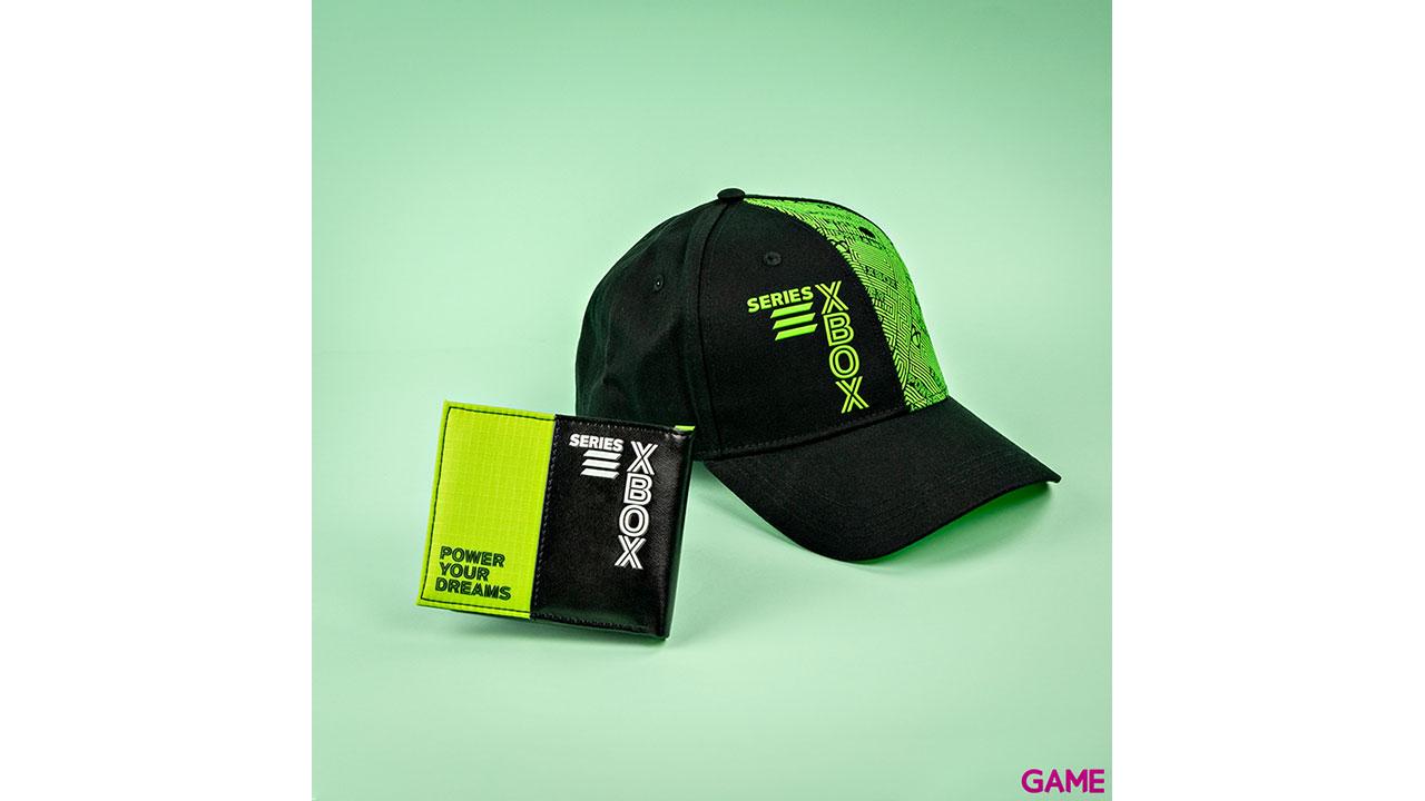Gorra Xbox