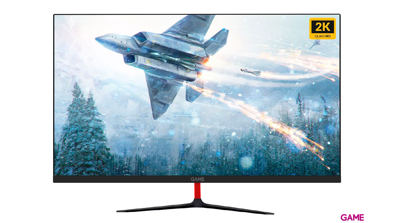 GAME M27G2K 27'' VA QHD 2K 144Hz con Altavoces - Monitor Gaming