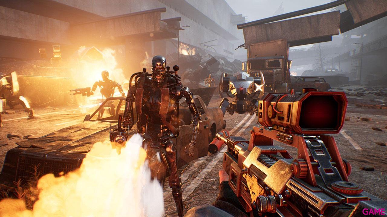 Terminator: Resistance Enhanced - Standard Edition