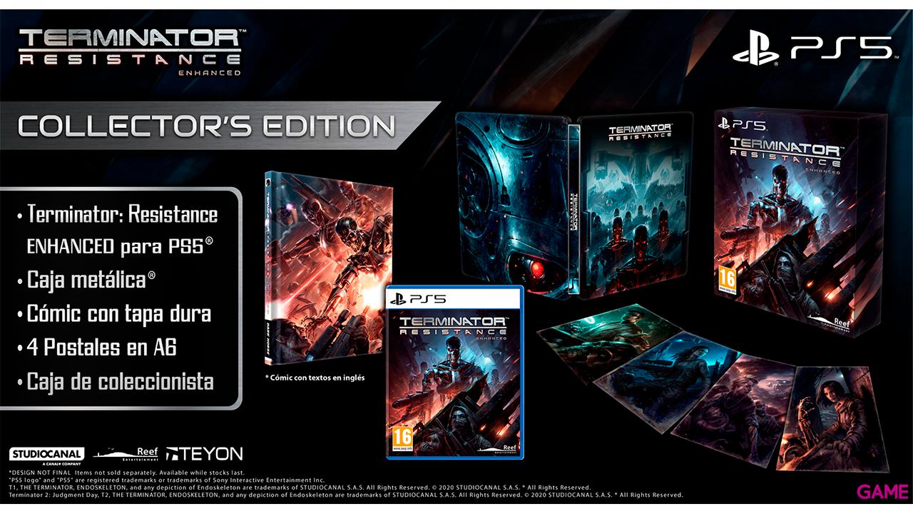Terminator: Resistance Enhanced - Collector´s Edition