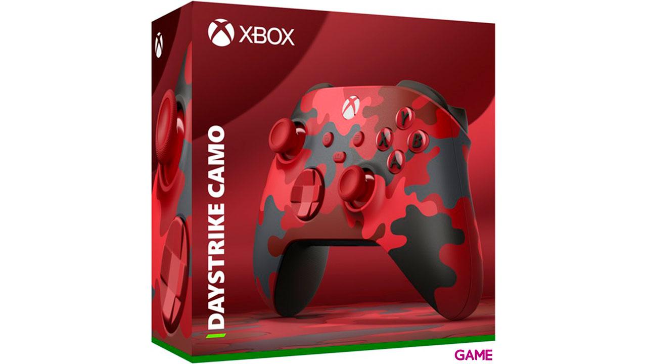Controller Inalámbrico Microsoft Daystrike Camo Special Edition
