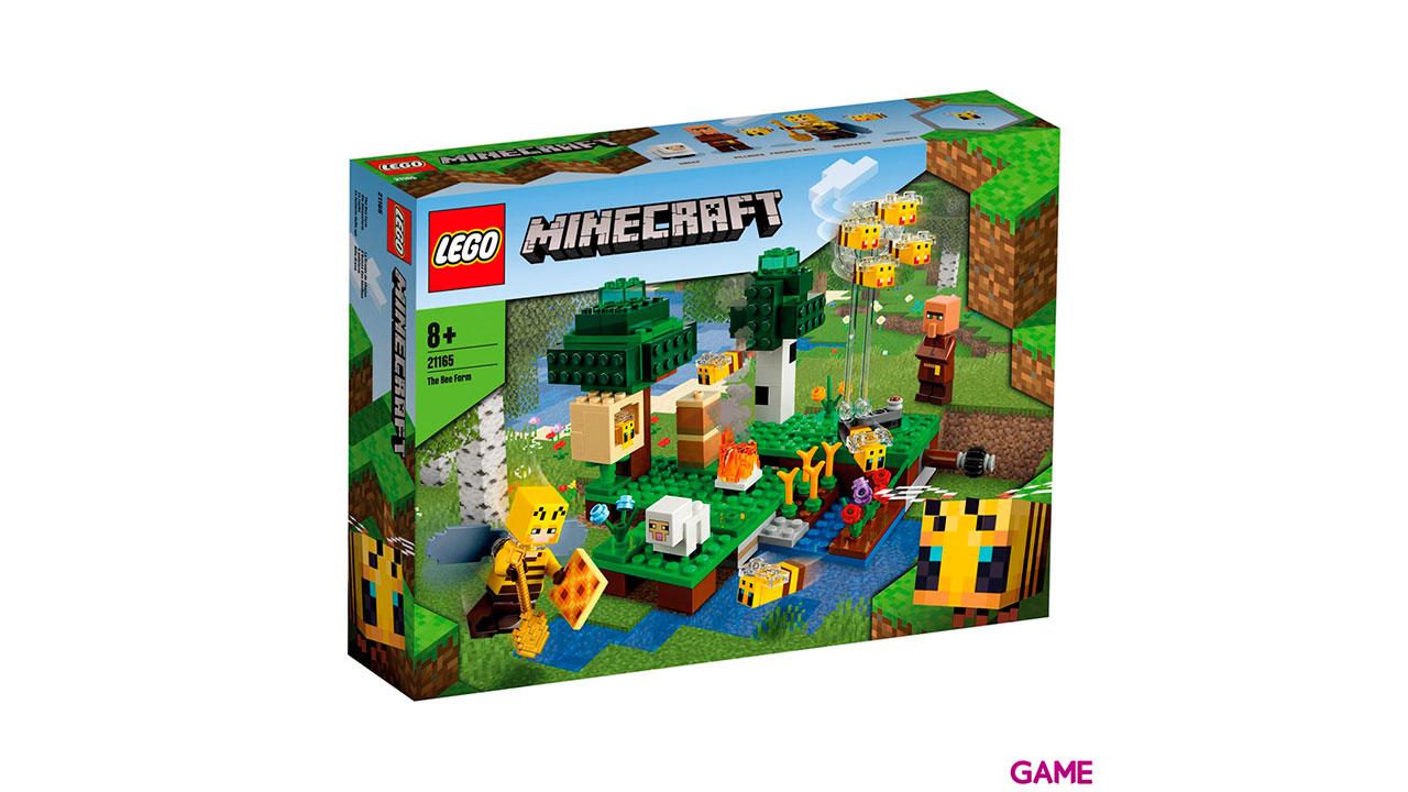 LEGO Minecraft: La Granja de Abejas