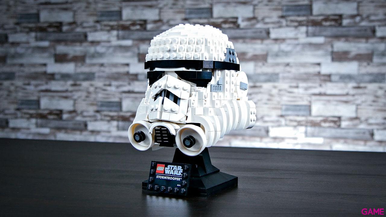 LEGO Star Wars: Casco de Soldado de Asalto