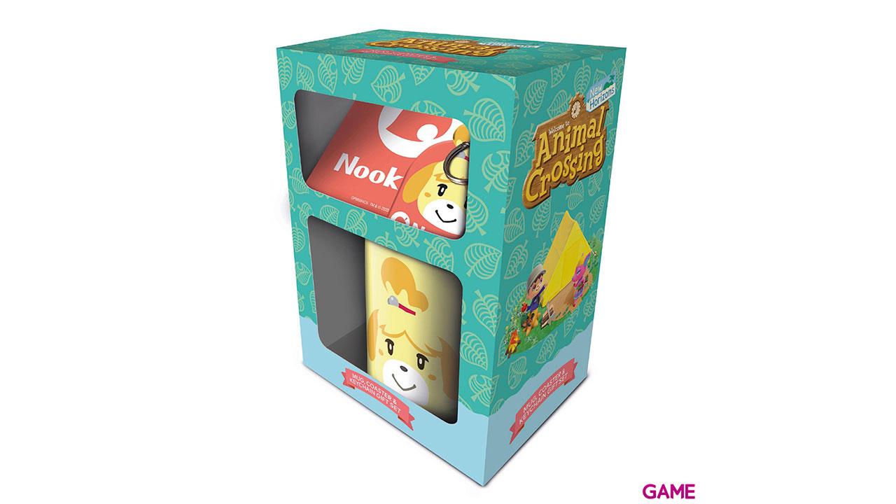 Caja de Regalo Animal Crossing: Canela