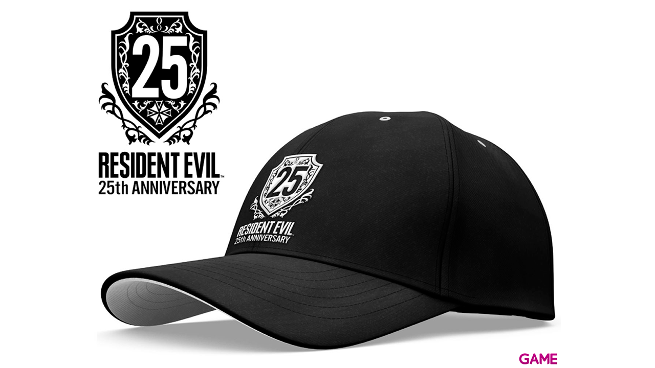 Gorra Resident Evil 25 Aniversario