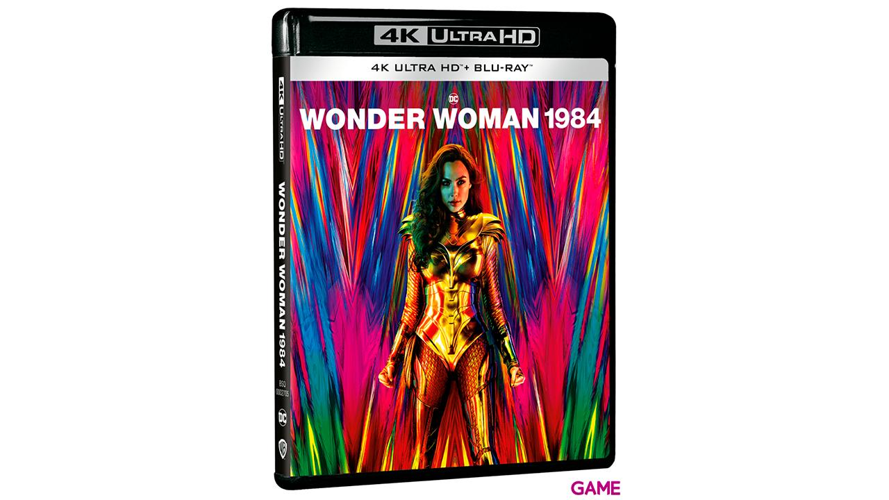 Wonder Woman 1984 4K + BD