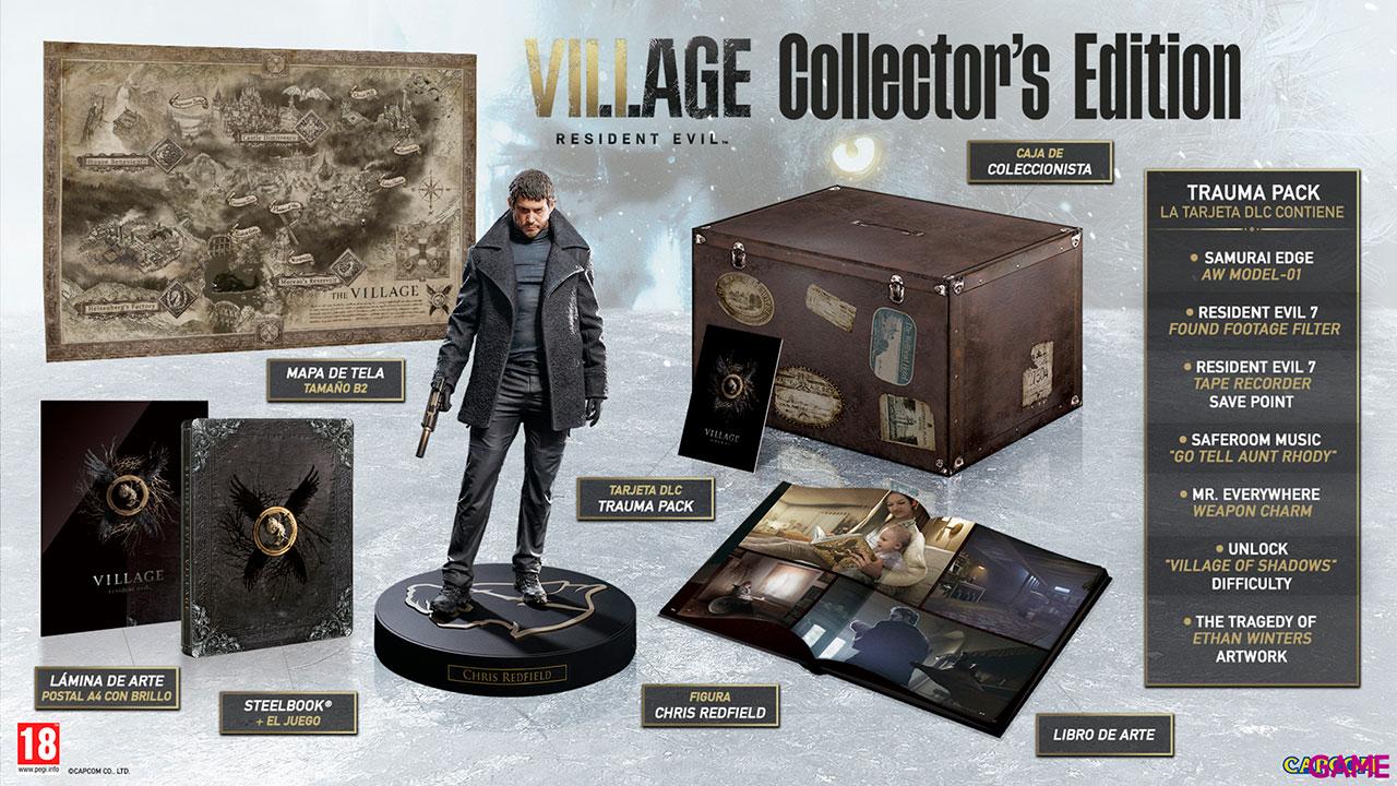 Resident Evil Village Edición Coleccionista