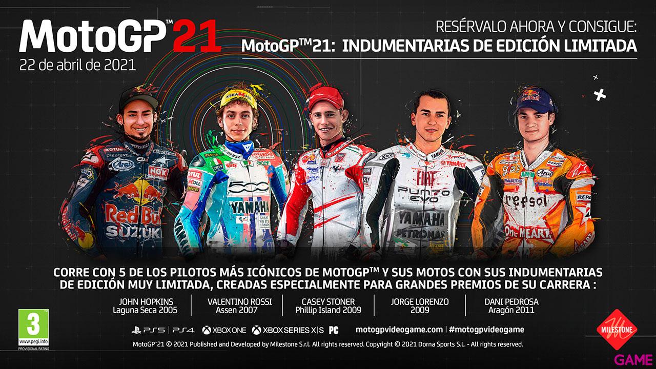 MotoGP 21 - CIAB