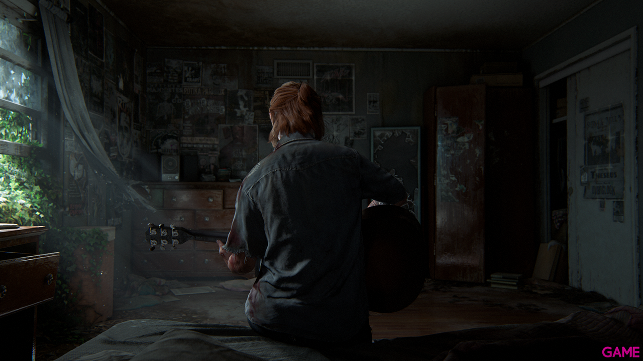 Playstation 4 500Gb + The Last of Us Parte II