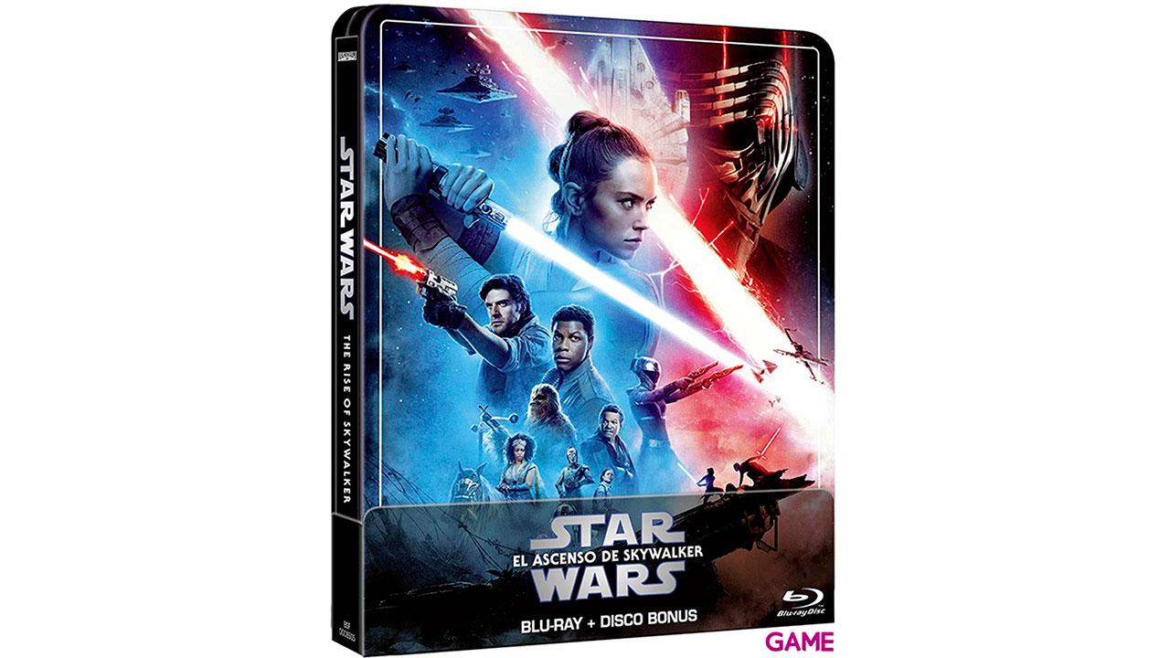Star Wars El Ascenso de Skywalker Edición Steelbook 2021