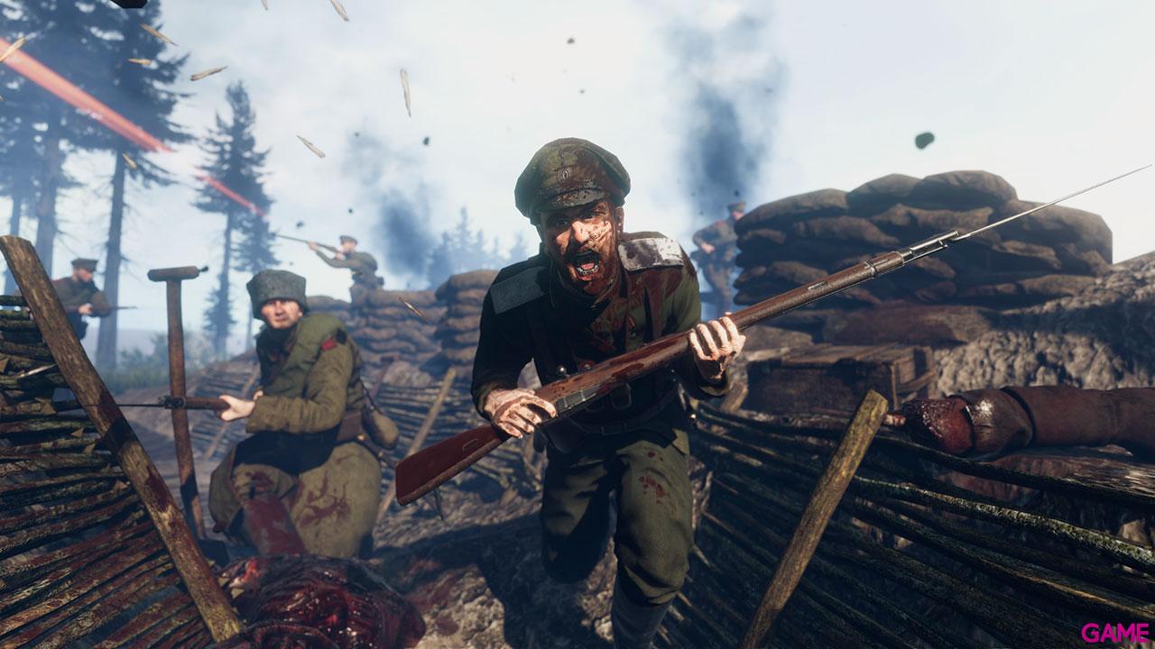 WWI Verdun: Western Front