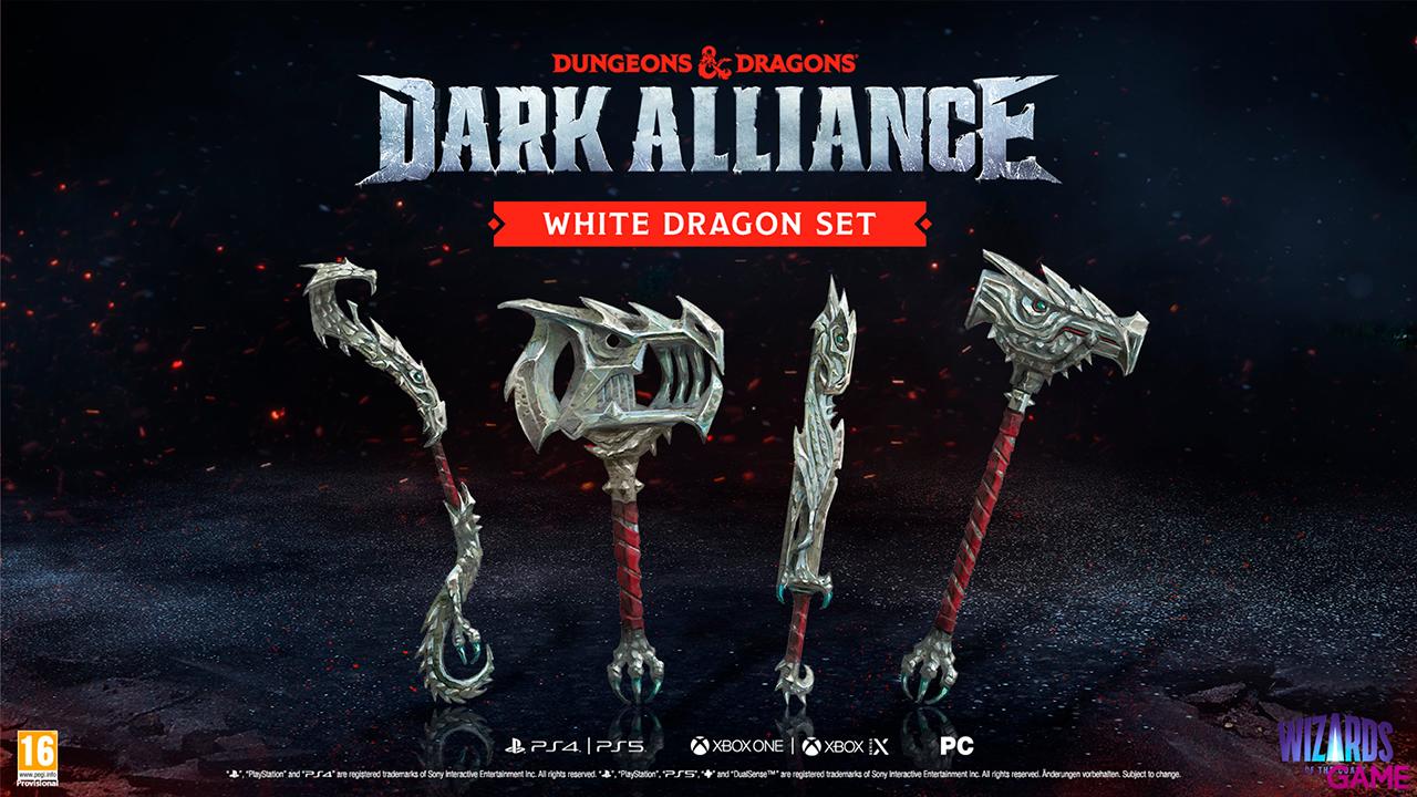 Dungeons and Dragons Dark Alliance Steelbook Edition