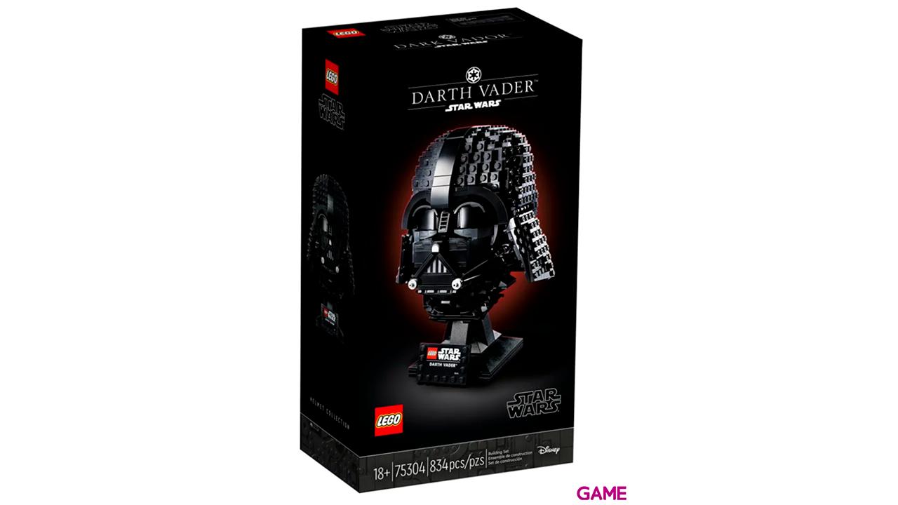 LEGO Star Wars: Casco Darth Vader