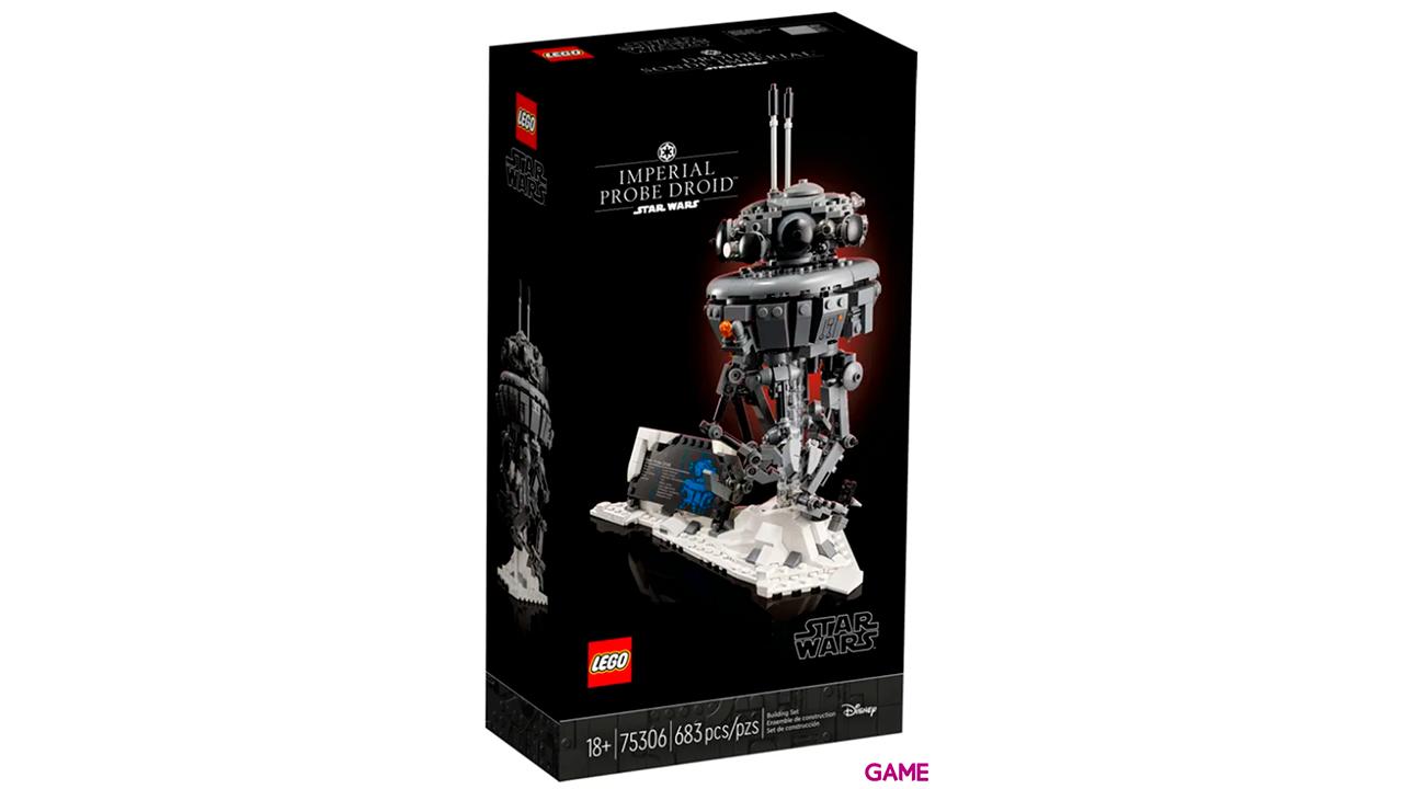LEGO Star Wars: Droide Sonda Imperial