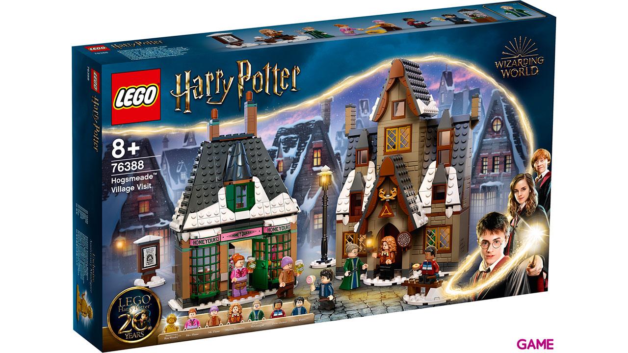 LEGO Harry Potter: Villa de Hogsmeade