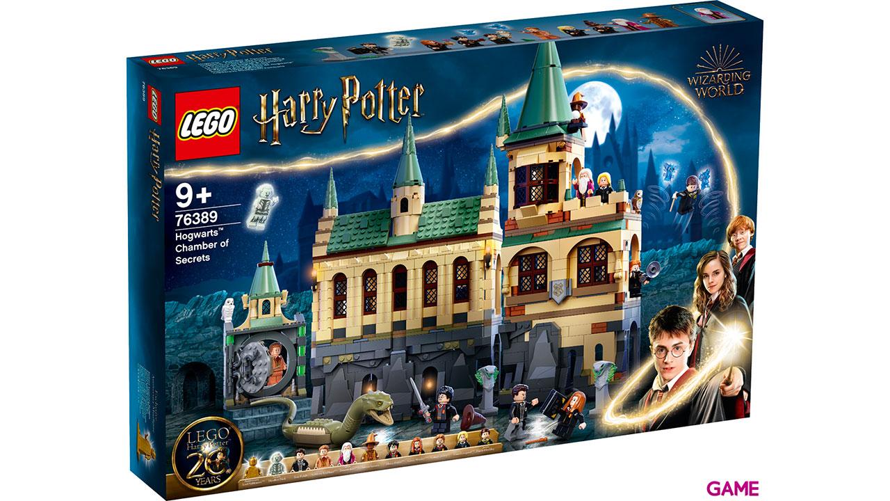 LEGO Harry Potter: Cámara secreta de Hogwarts