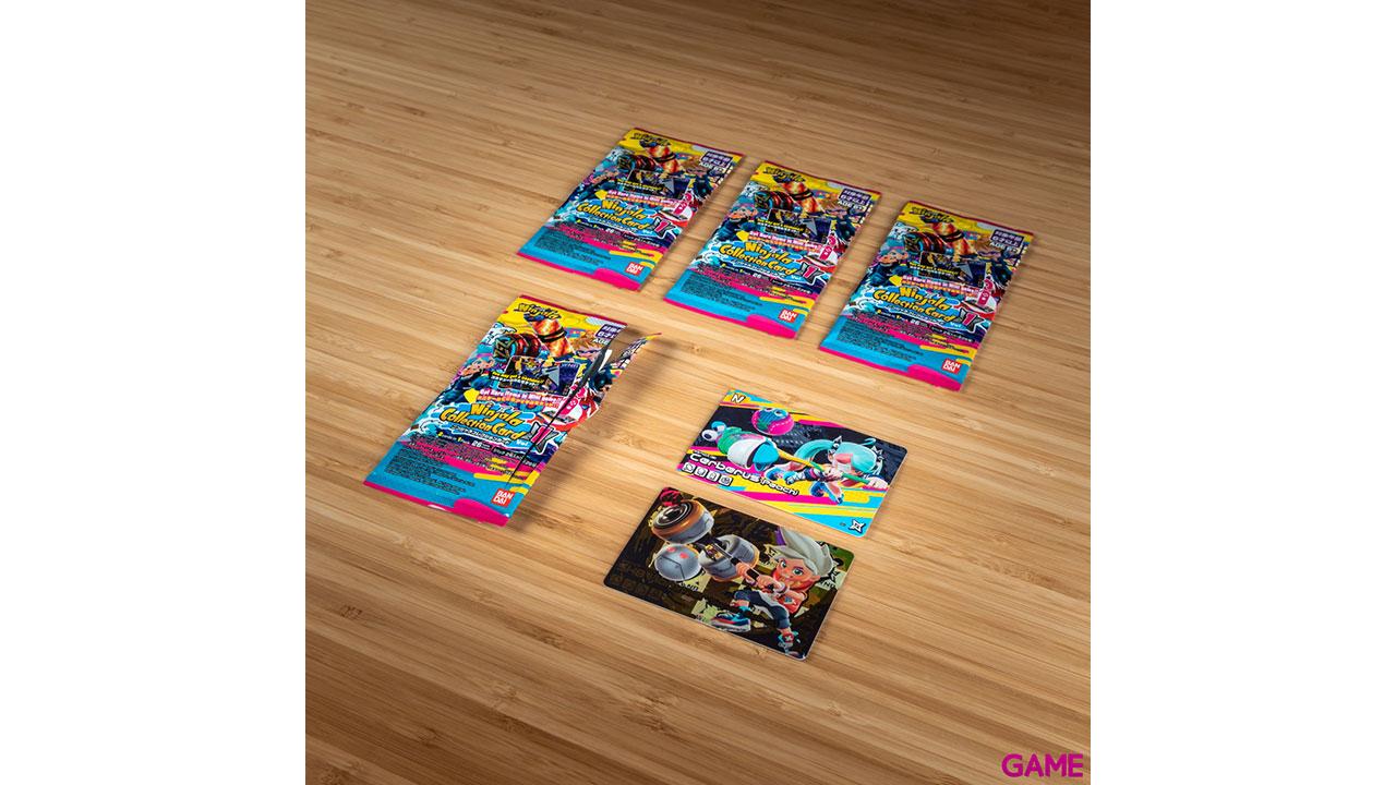 Sobre de Cartas Coleccionables Ninjala Vol. 1