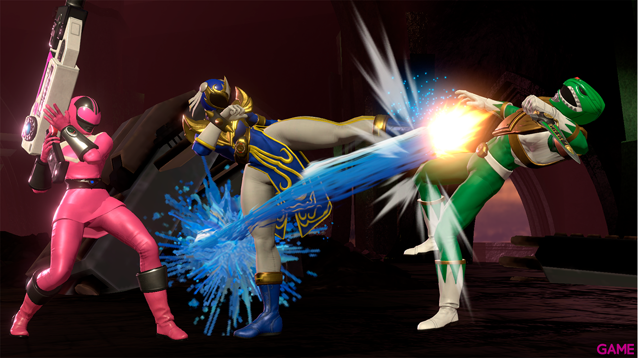 Power Rangers Battle for the Grid Super Edition