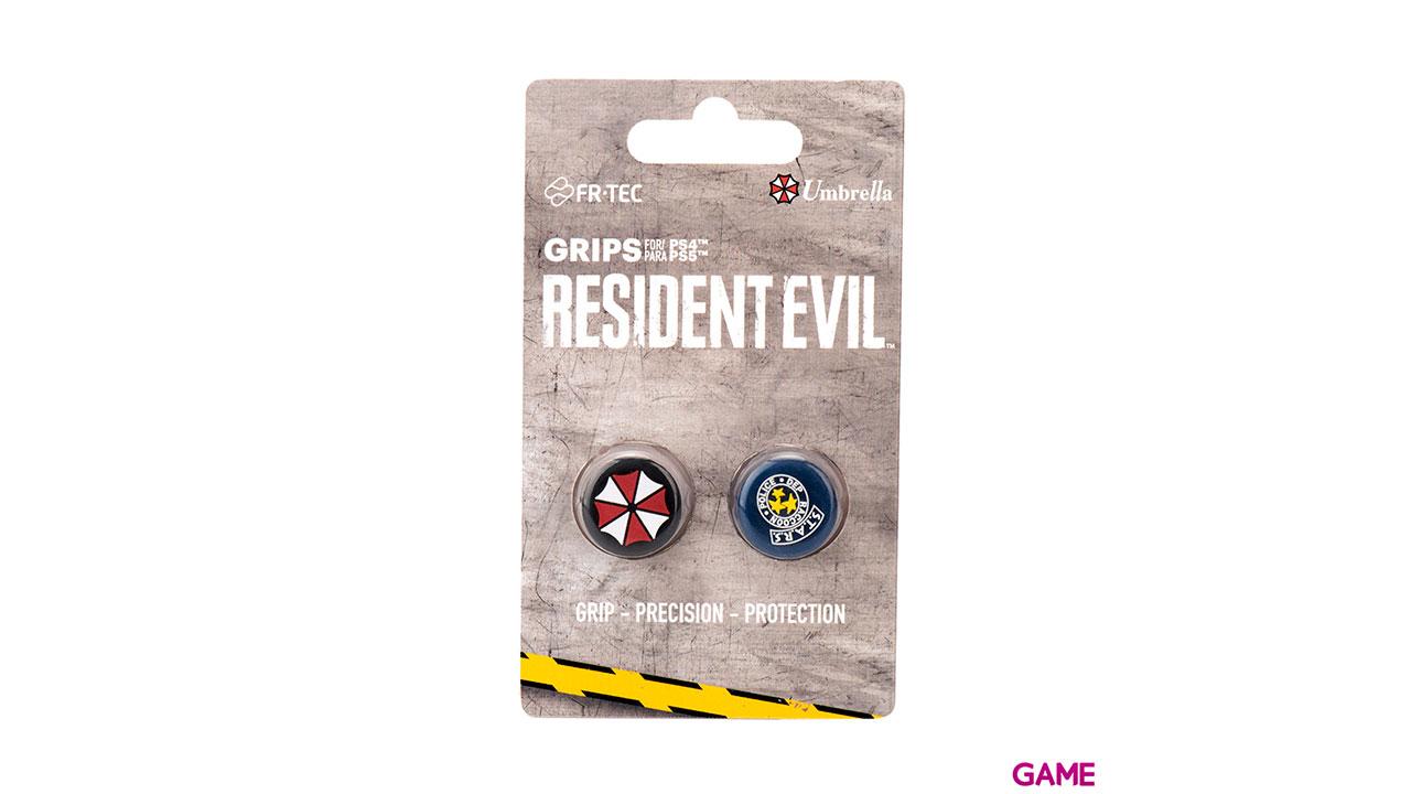 Grips Controller PS4 Resident Evil Umbrella