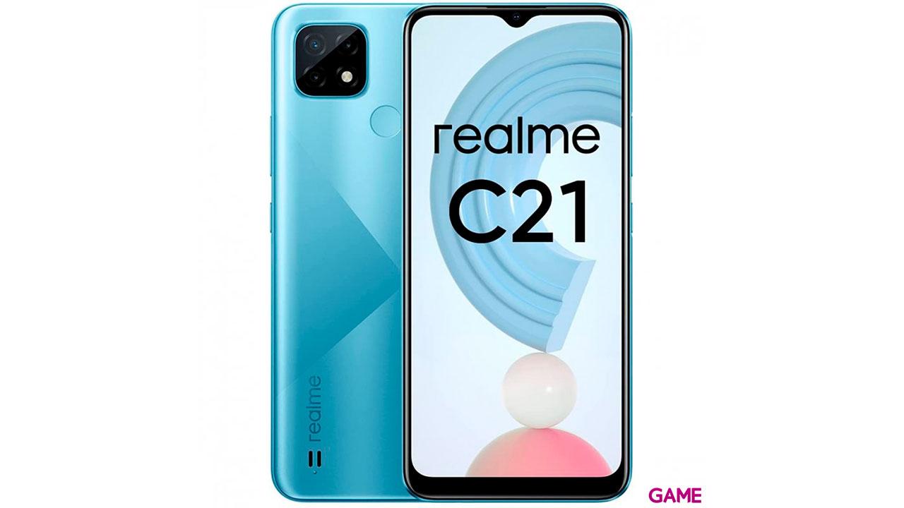 Realme C21 6,5