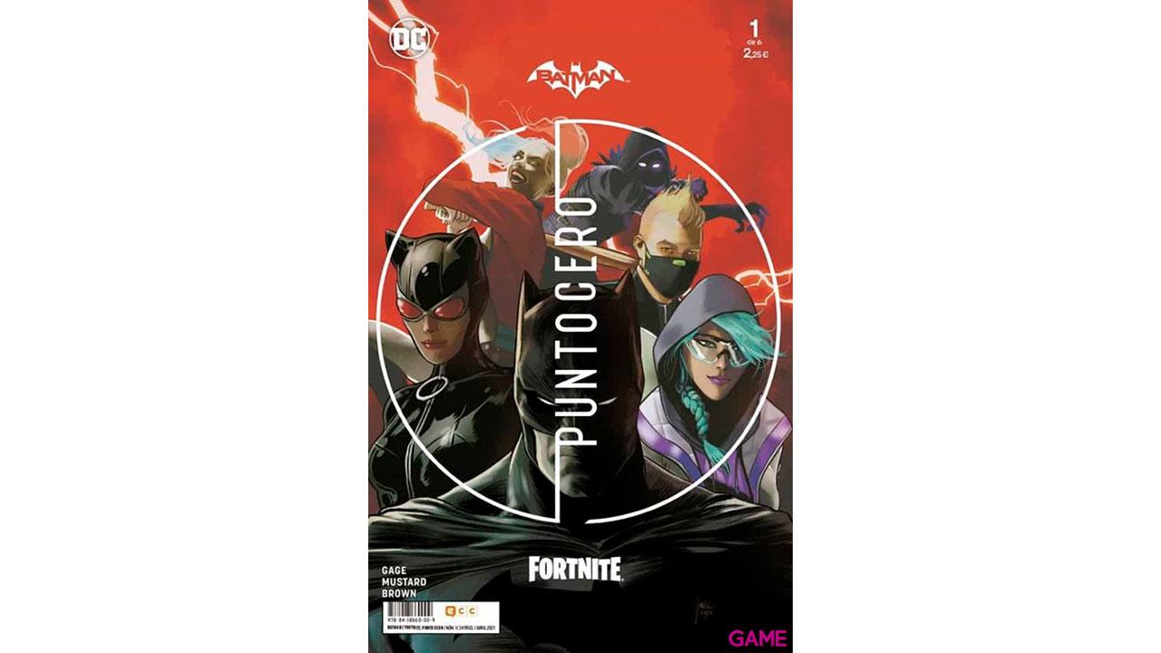 Batman/Fortnite Punto Cero nº 1