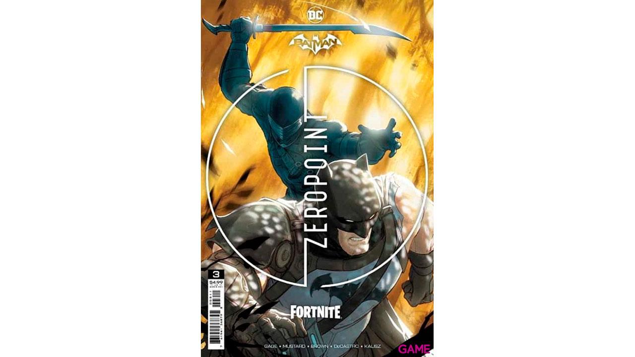 Batman/Fortnite Punto Cero nº 3