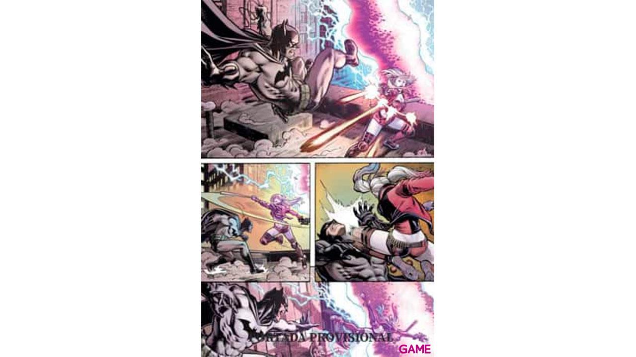 Batman/Fortnite Punto Cero nº 6