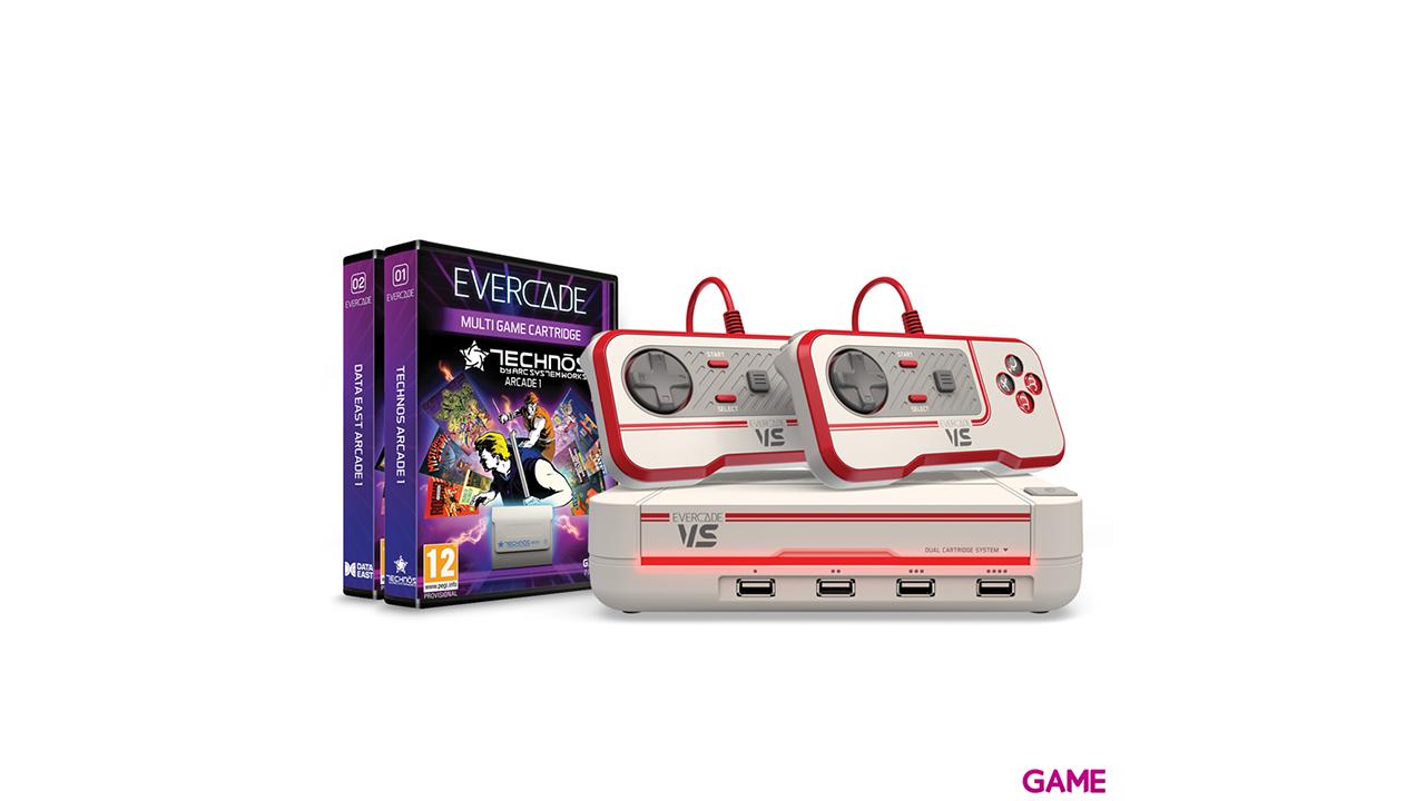Consola Blaze Evercade VS Premium Pack