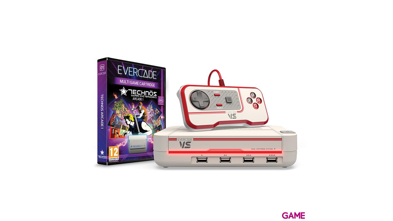 Consola Blaze Evercade VS Starter Pack