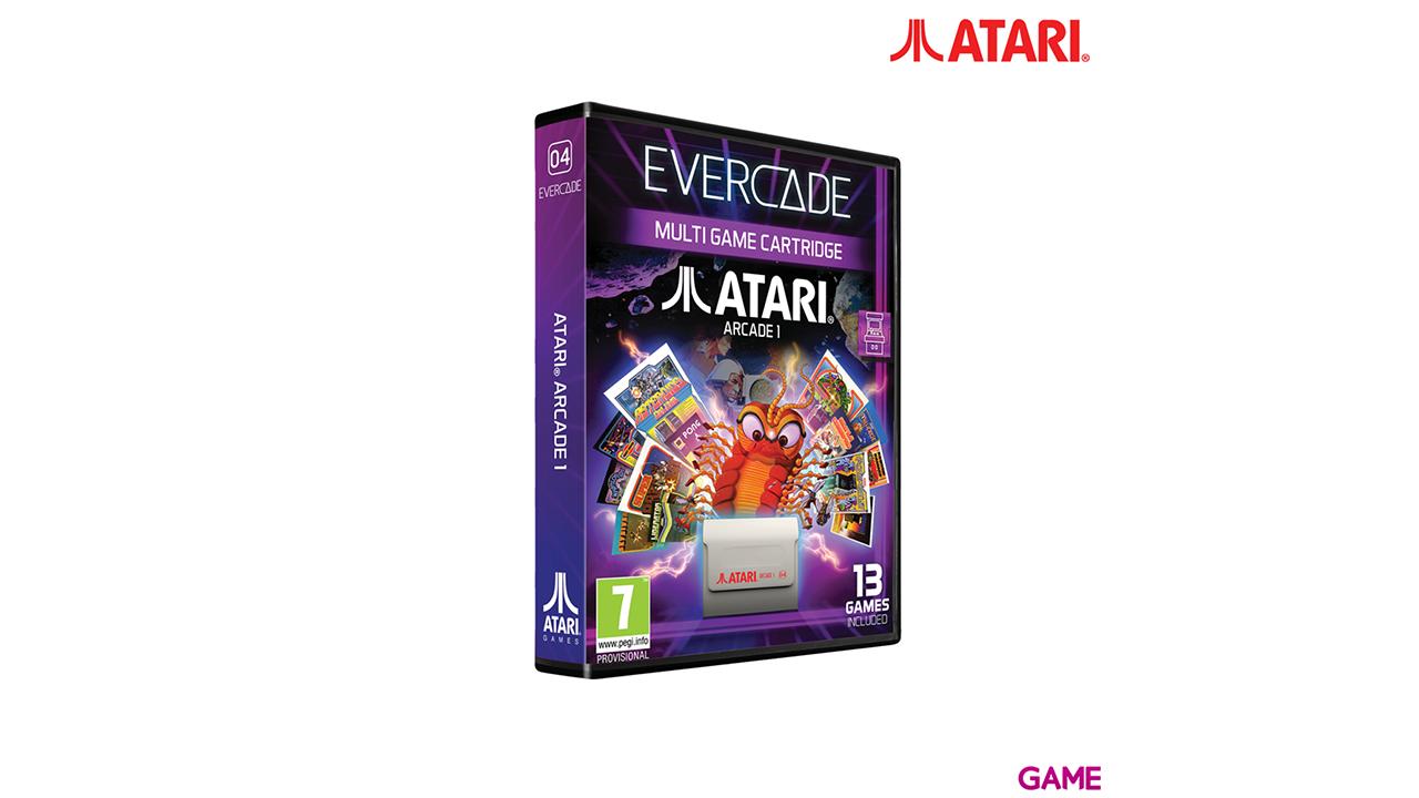 Cartucho Evercade Atari Arcade Cartridge 1