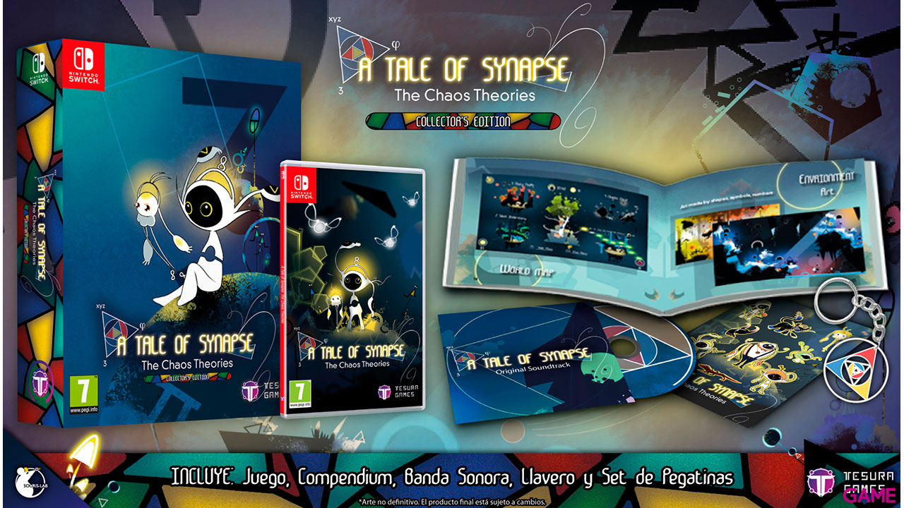A Tale of Synapse Collector's Edition
