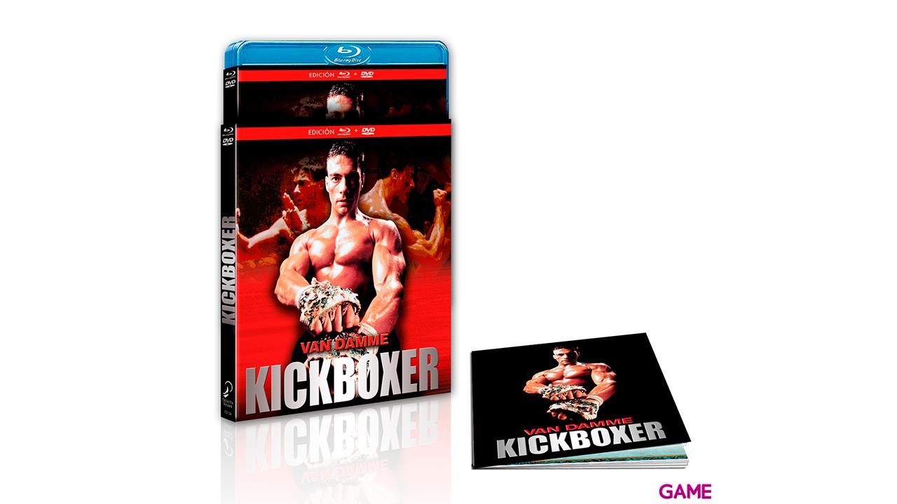 Kickboxer BRV + DVD + Libreto