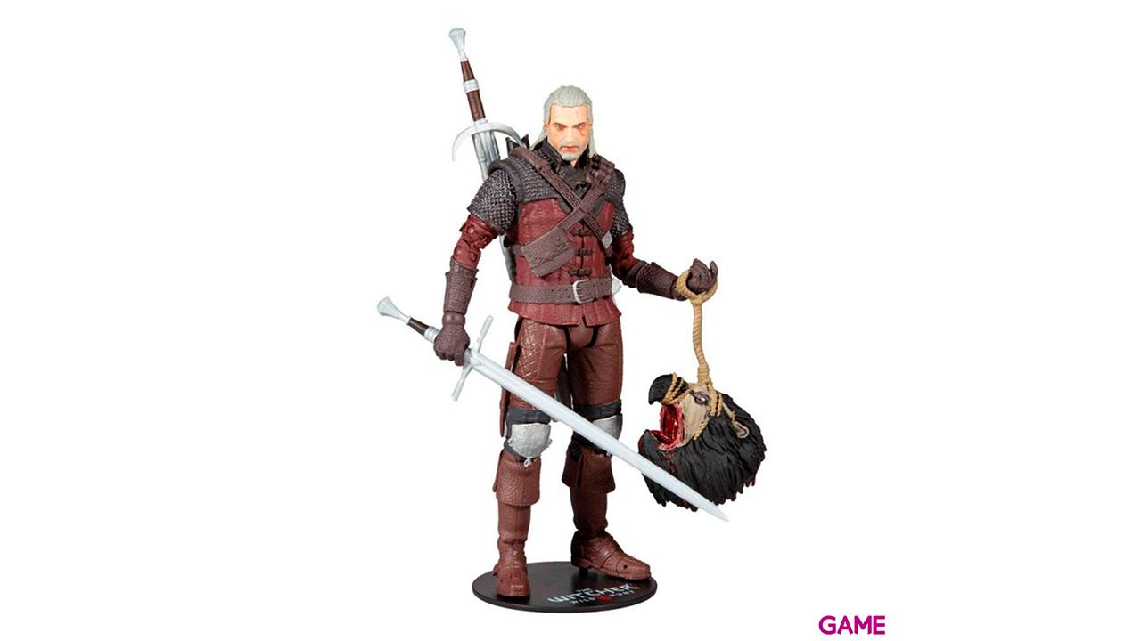 Figura Action The Witcher 3: Geralt de Rivia 18cm